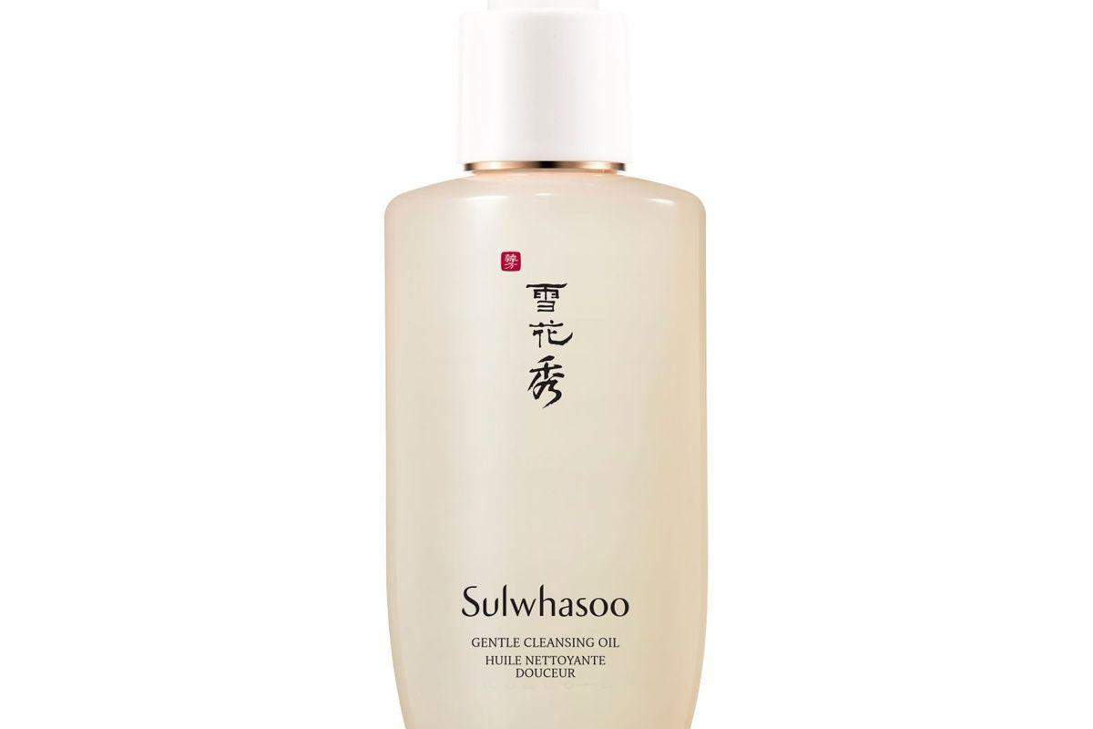sulwhasoo gentle cleansing oil