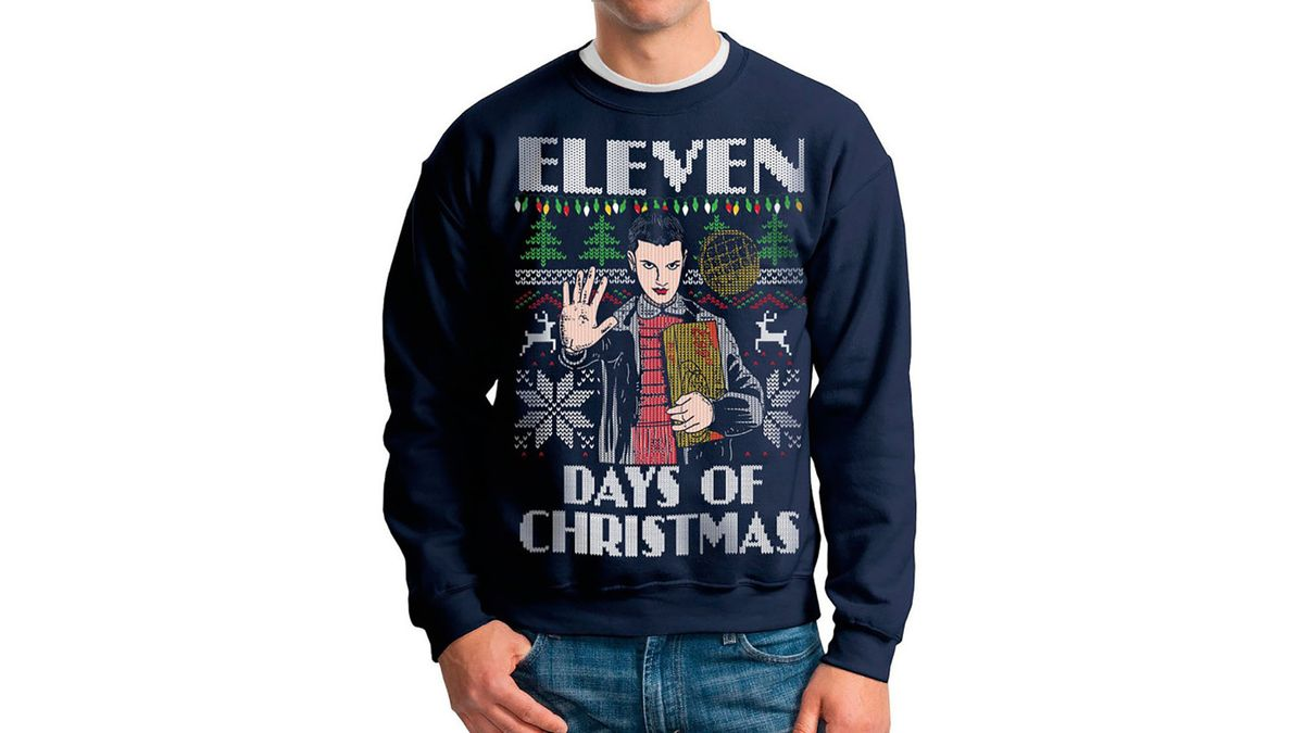 11 Pop-Culture-Inspired Ugly Christmas Sweaters