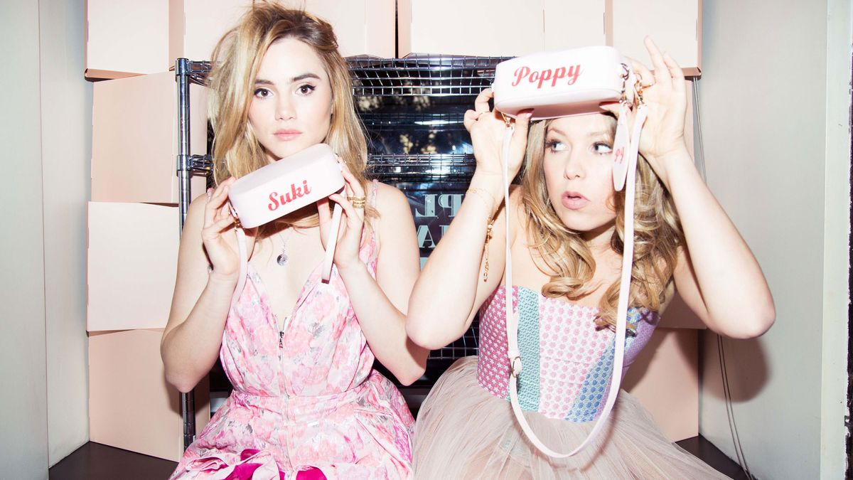 Suki Waterhouse & Best Friend Poppy Jamie Launched a Bag Line & It's Adorable