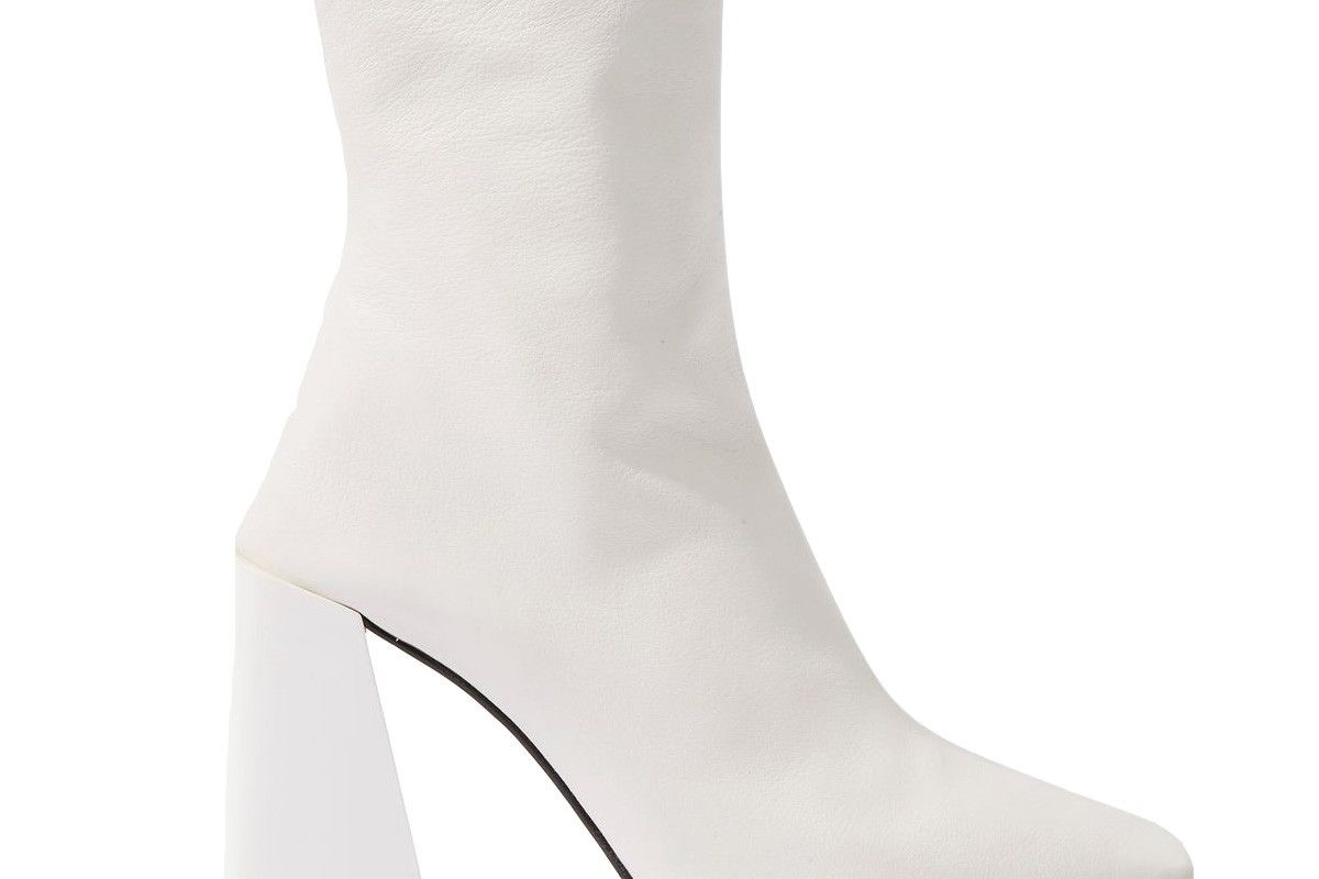 Harp Ankle Boots