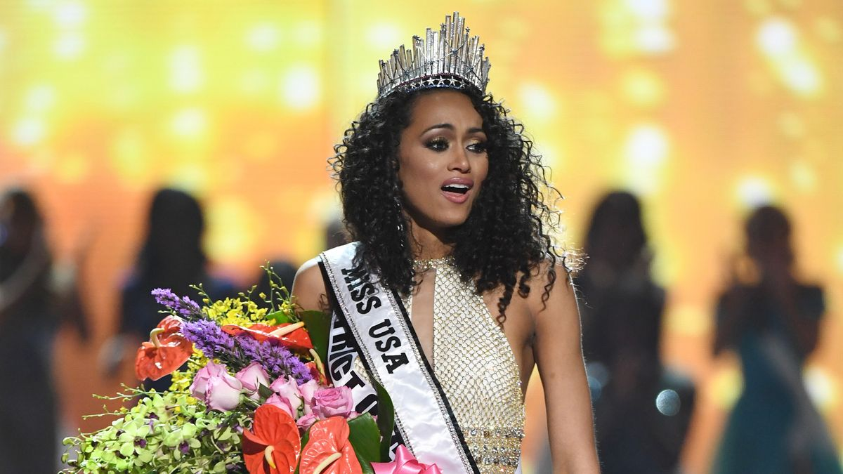 Why the New Miss USA's Interview Answers Have Us Worried