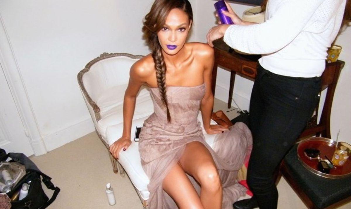 Joan Smalls Lipstick