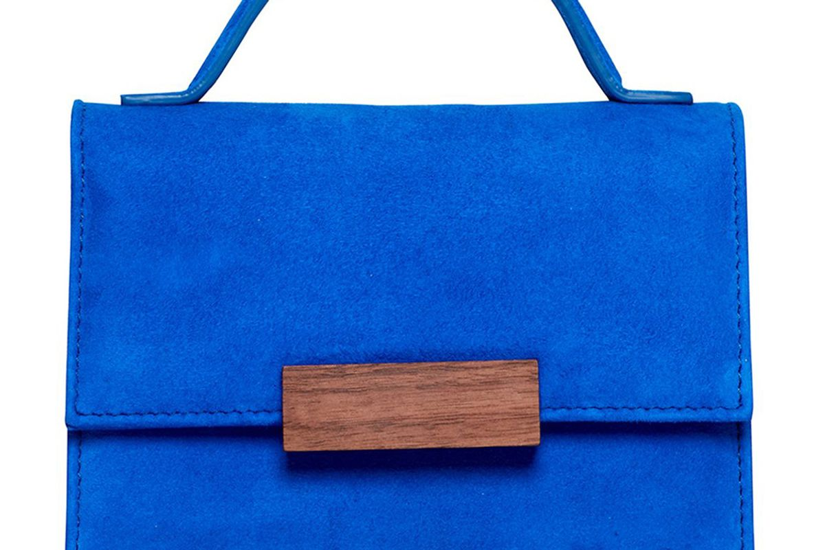 Kandin Mini Bag in Blue