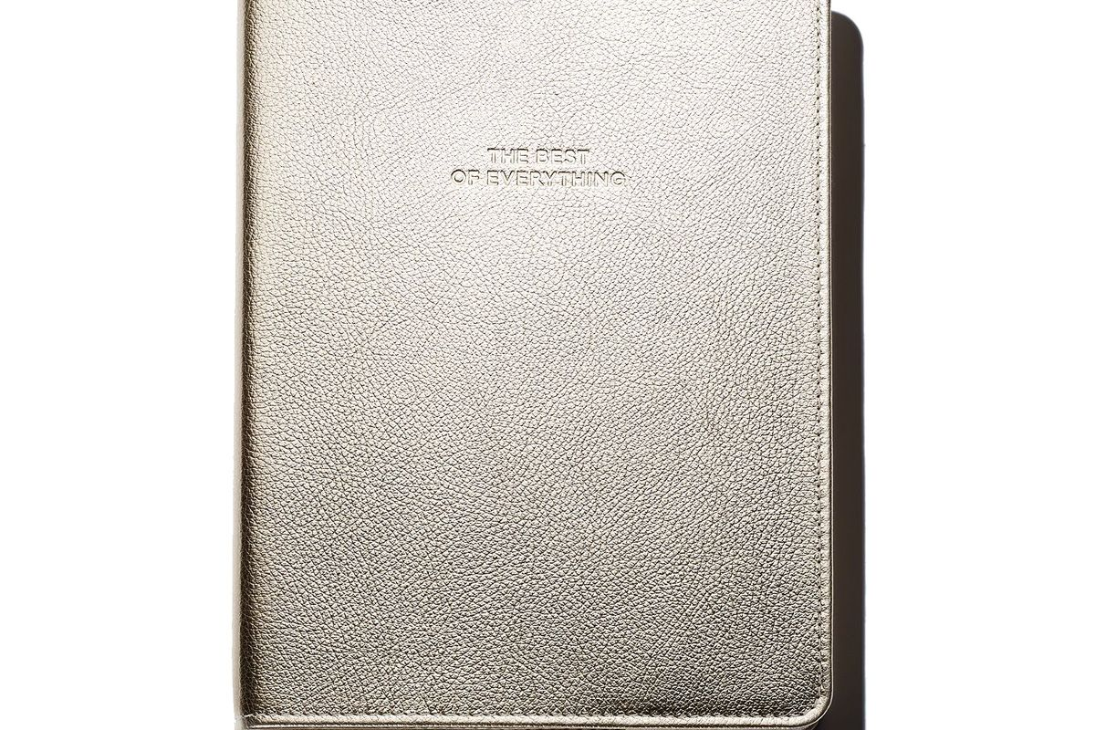 graphic image x darcy miller the best of everything refillable journal
