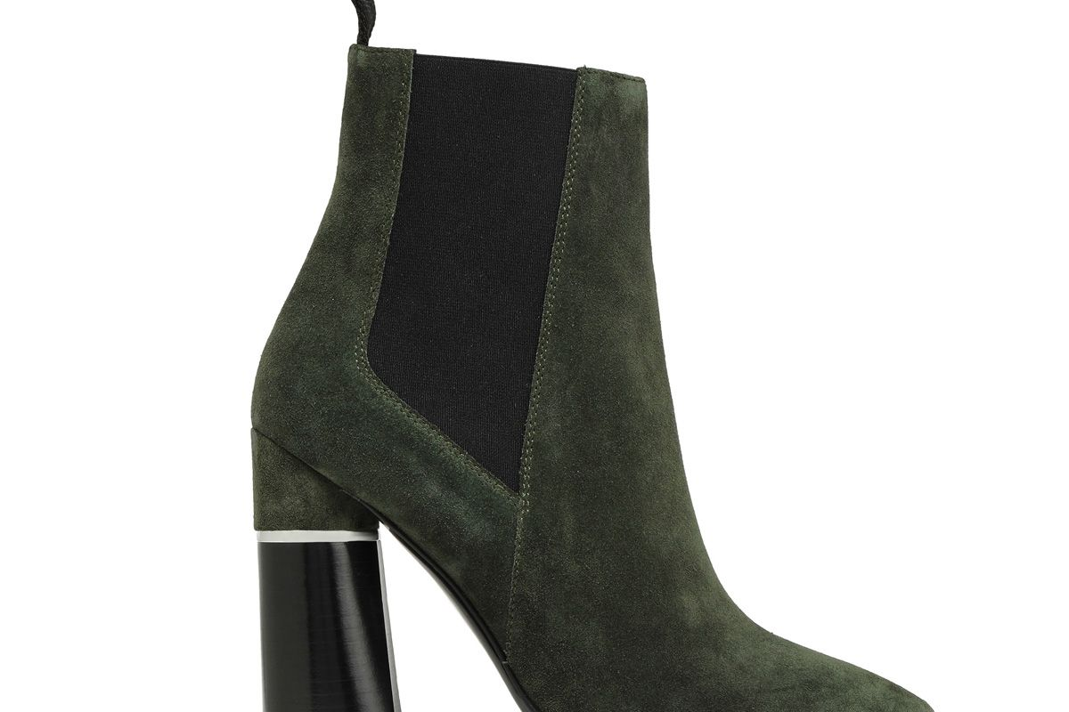 3.1 philip lim drum suede ankle boots