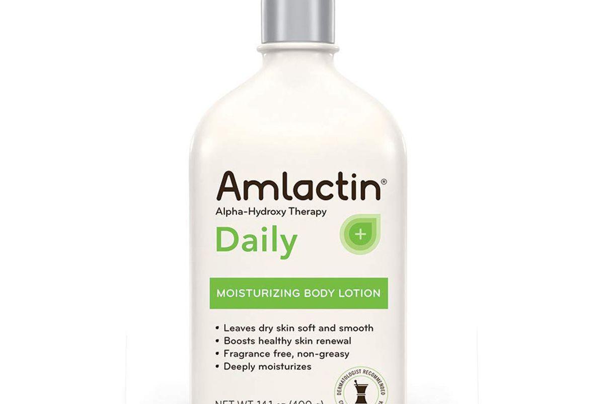 amlactin daily moisturizing body lotion 8 oz