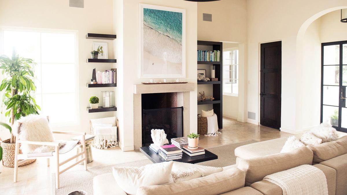 Inside Camille Styles' Italian Villa-Inspired Austin Home