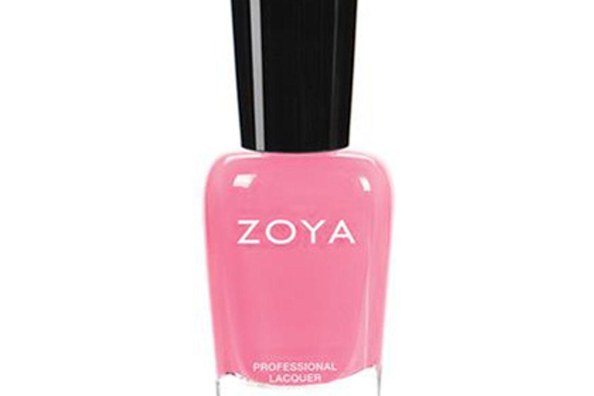 zoya nail polish laurel