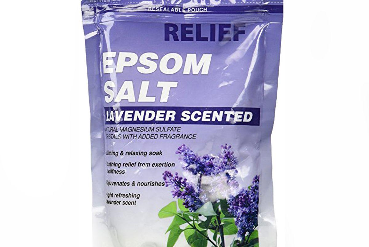 Epsom Salt Lavender - Calming & Relaxing Soak