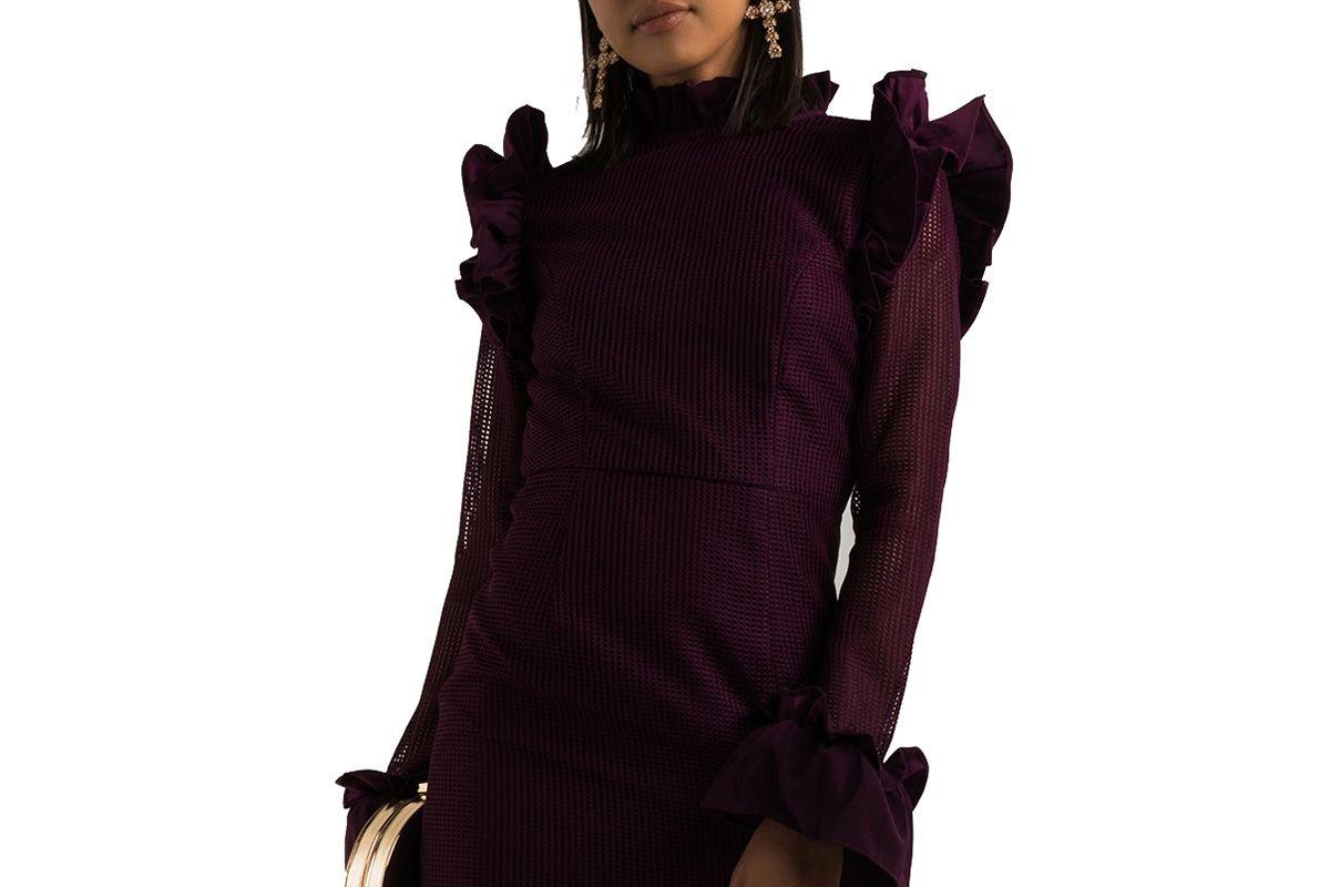 Ammo De La Loire Dramatic Dress