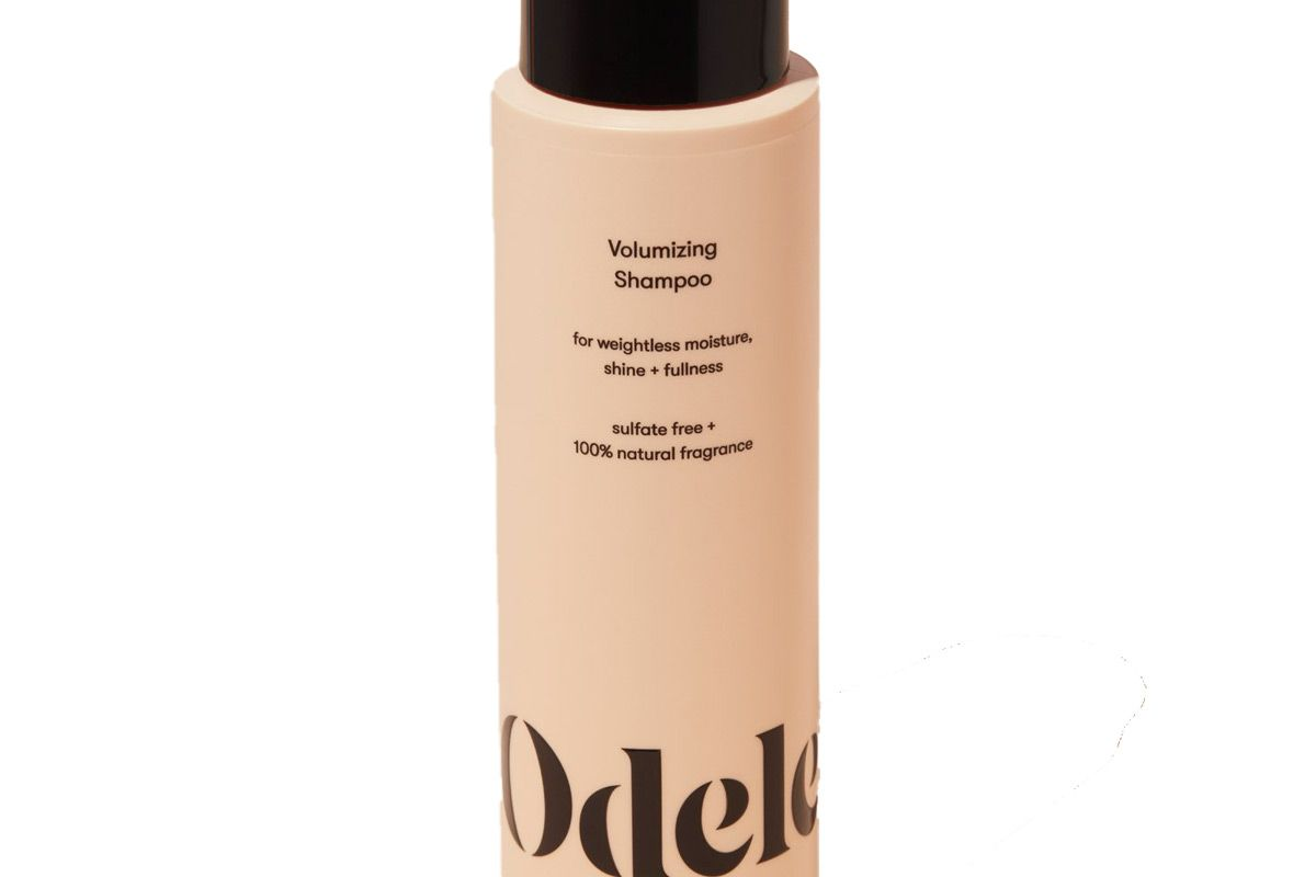 odele beauty volumizing shampoo