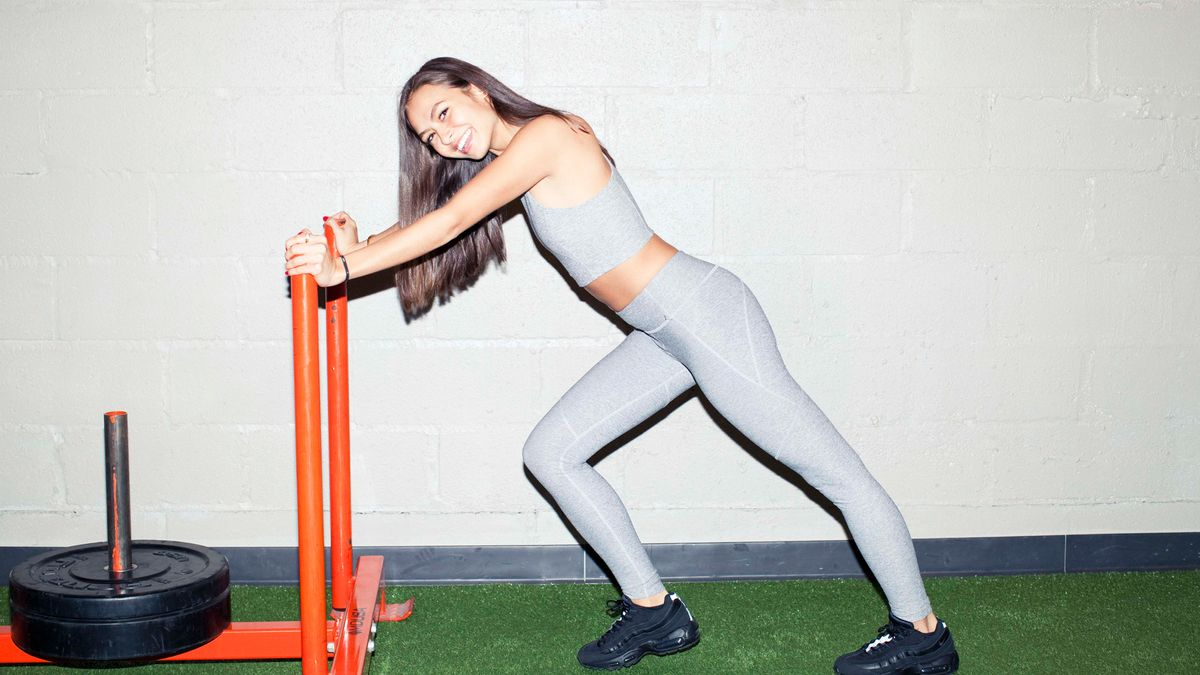 The Fitness Brands Every Fashion Girl is Wearing