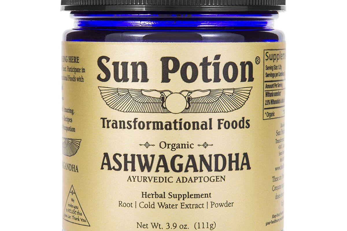 Ashwagandha Organic Jar