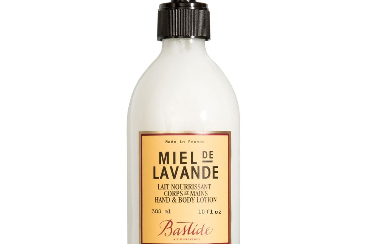 bastide scented hand and body lotion