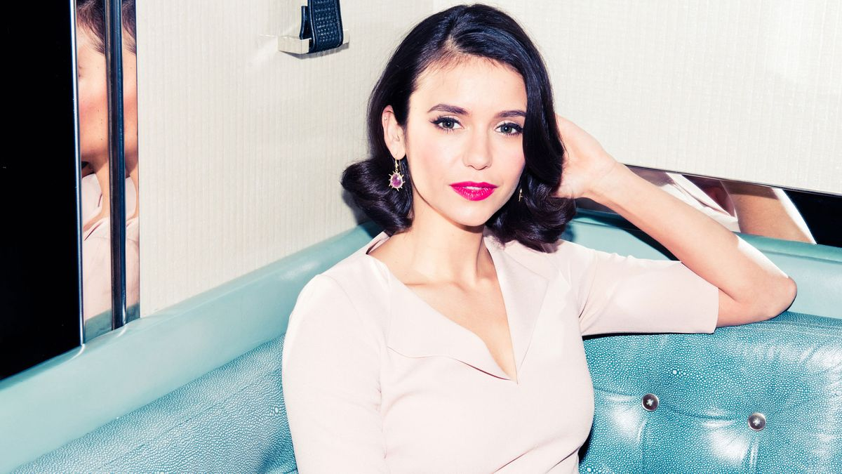 Nina Dobrev is a Self-Proclaimed Dorky Prankster