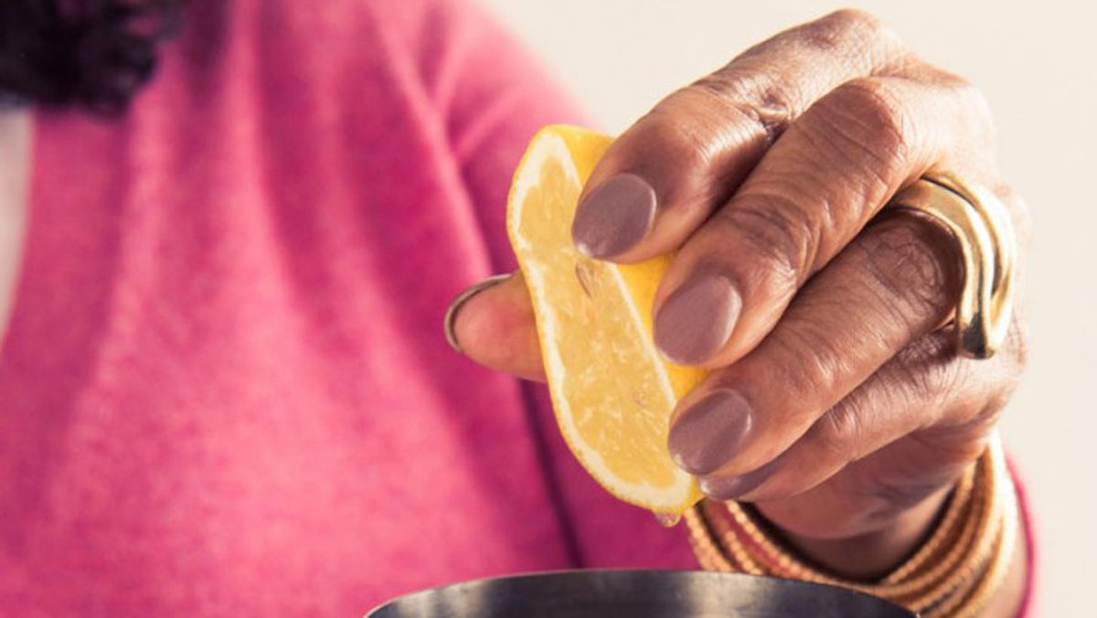 2017: Turning Lemons into Lemonade
