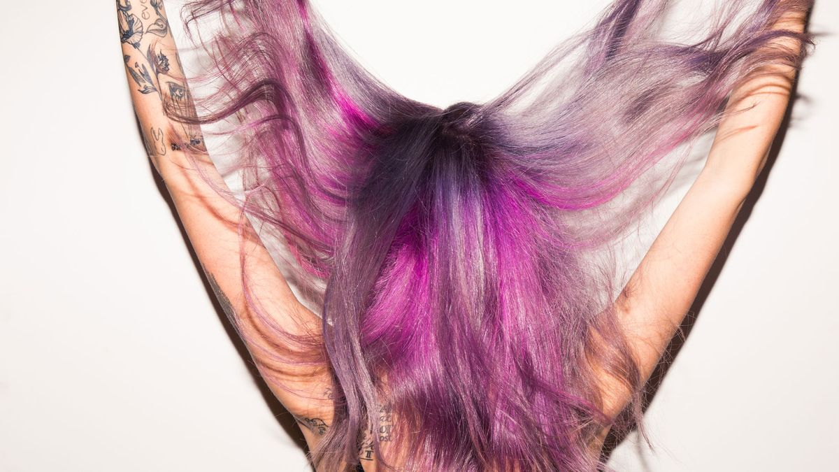 color hair at home tips