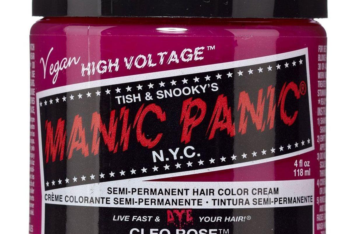 manic panic cleo rose classic high voltage