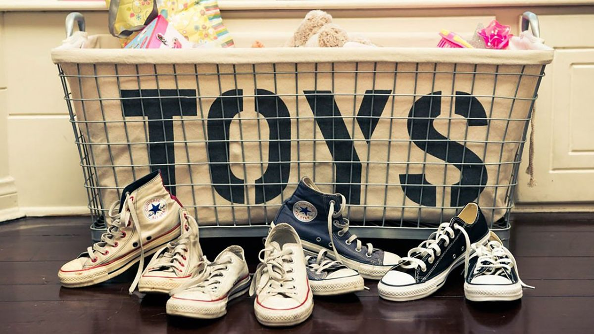 Miley Cyrus Just Teased Her Upcoming Shoe Collaboration with Converse