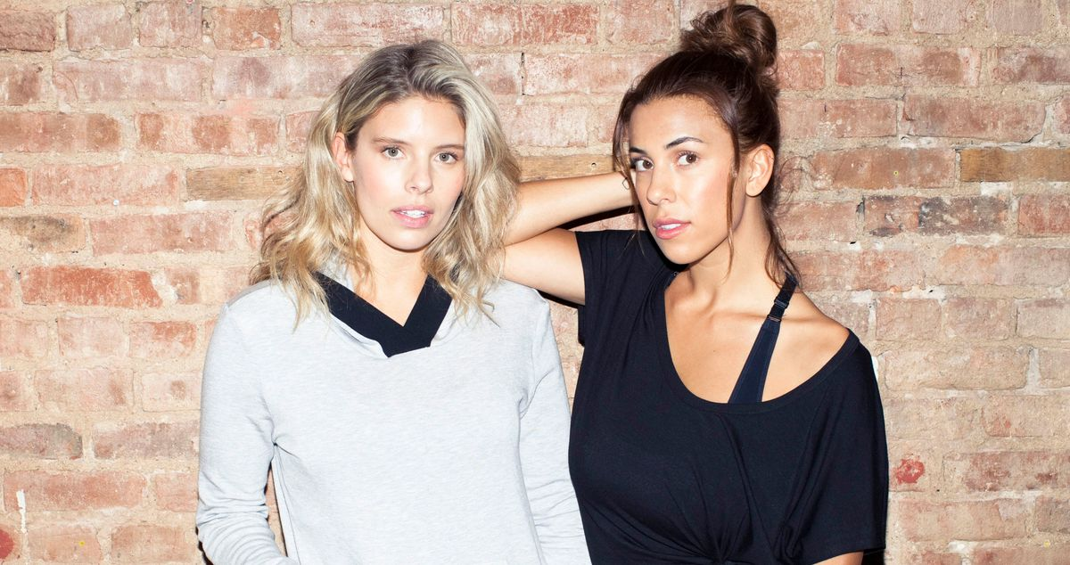 Natasha Oakley & Devin Brugman's Total Body Workout