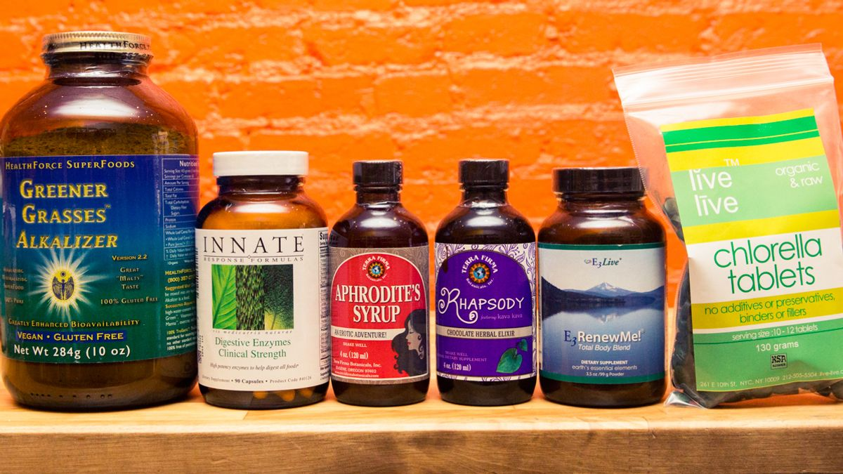 shop health products to help get through fall