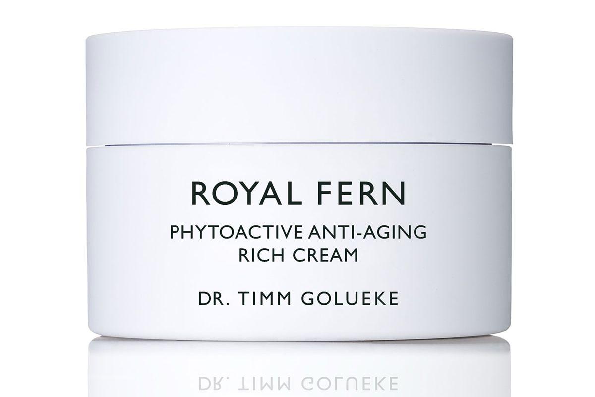 royal fern phytoactive rich cream