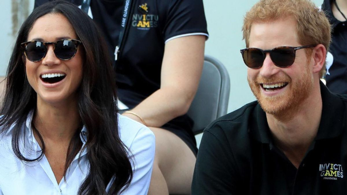 Meghan Markle & Prince Harry Are Engaged