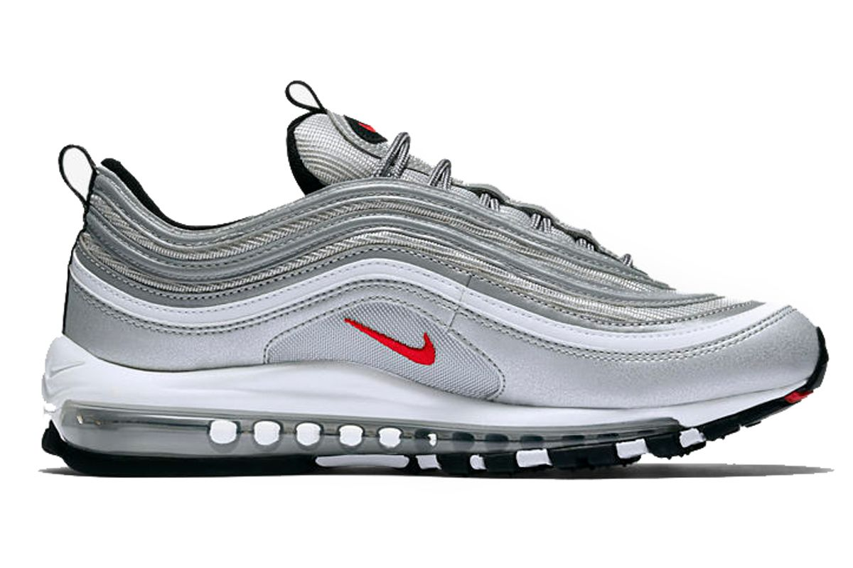 Air Max 97 OG in Silver