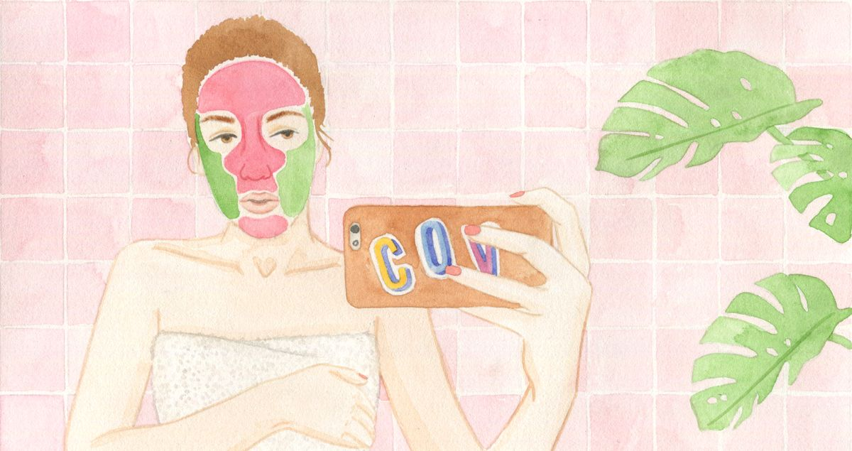 Why You Should Try Double-Masking for Balanced Skin