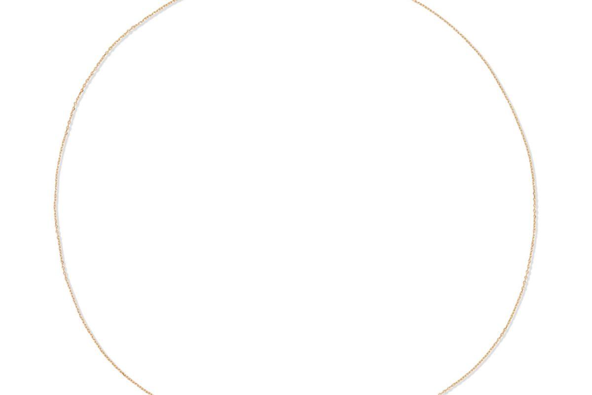 9-Karat Gold Choker