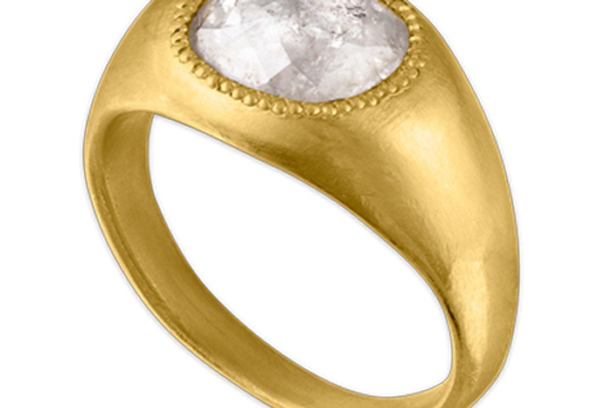 prounis diamond roz ring