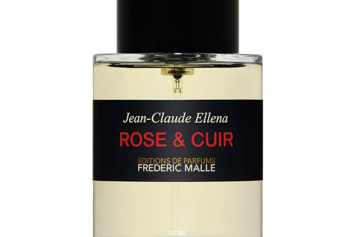 frederic malle rose and cuir by jean claude ellena