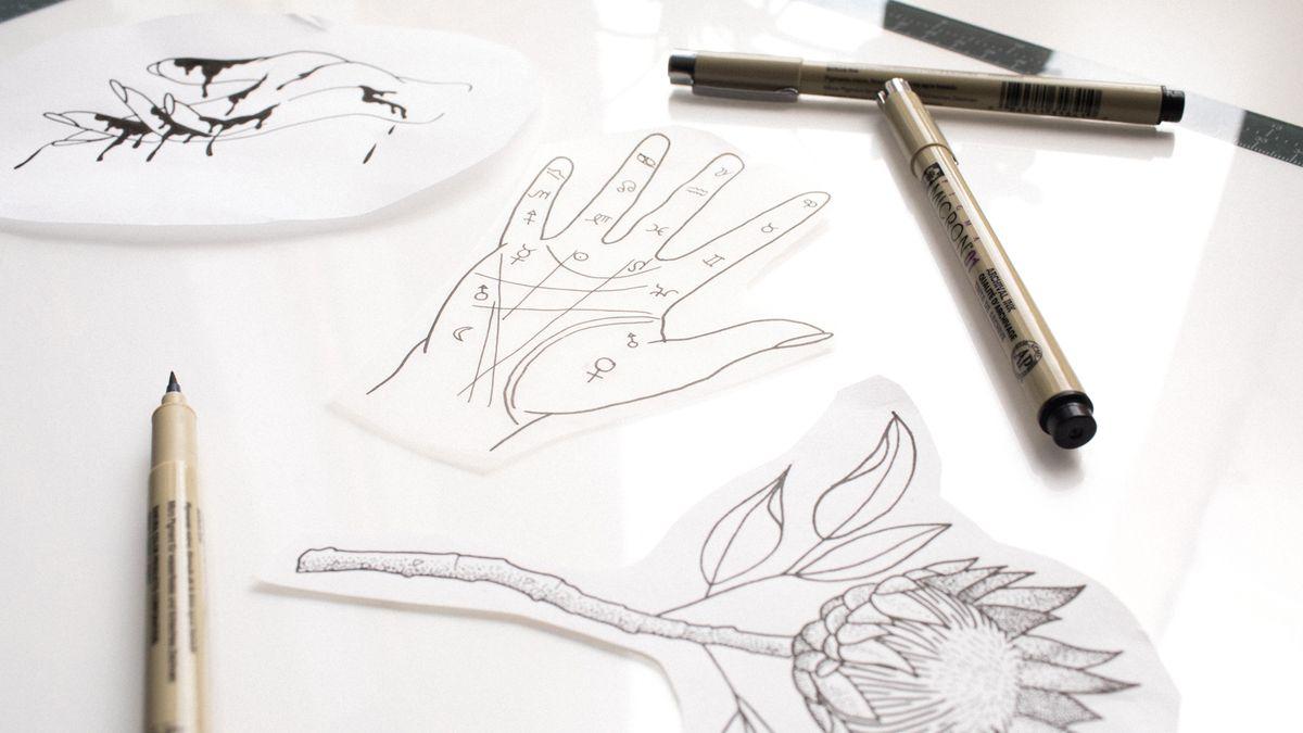 hand poke tattoo artists