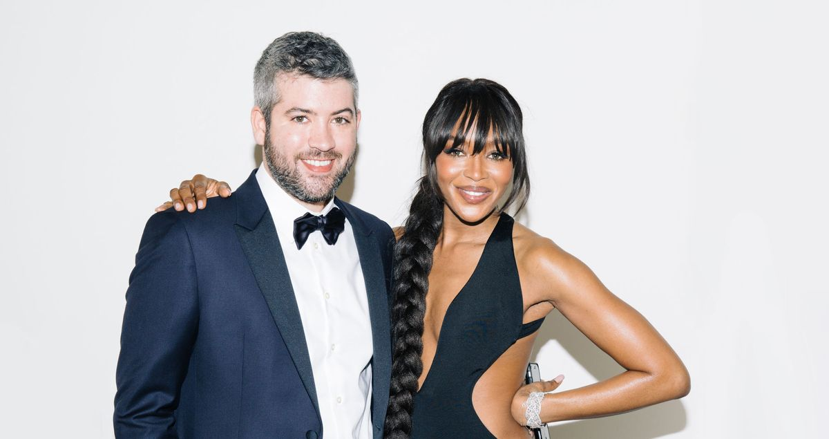 Getting Ready With Brandon Maxwell & Naomi Campbell