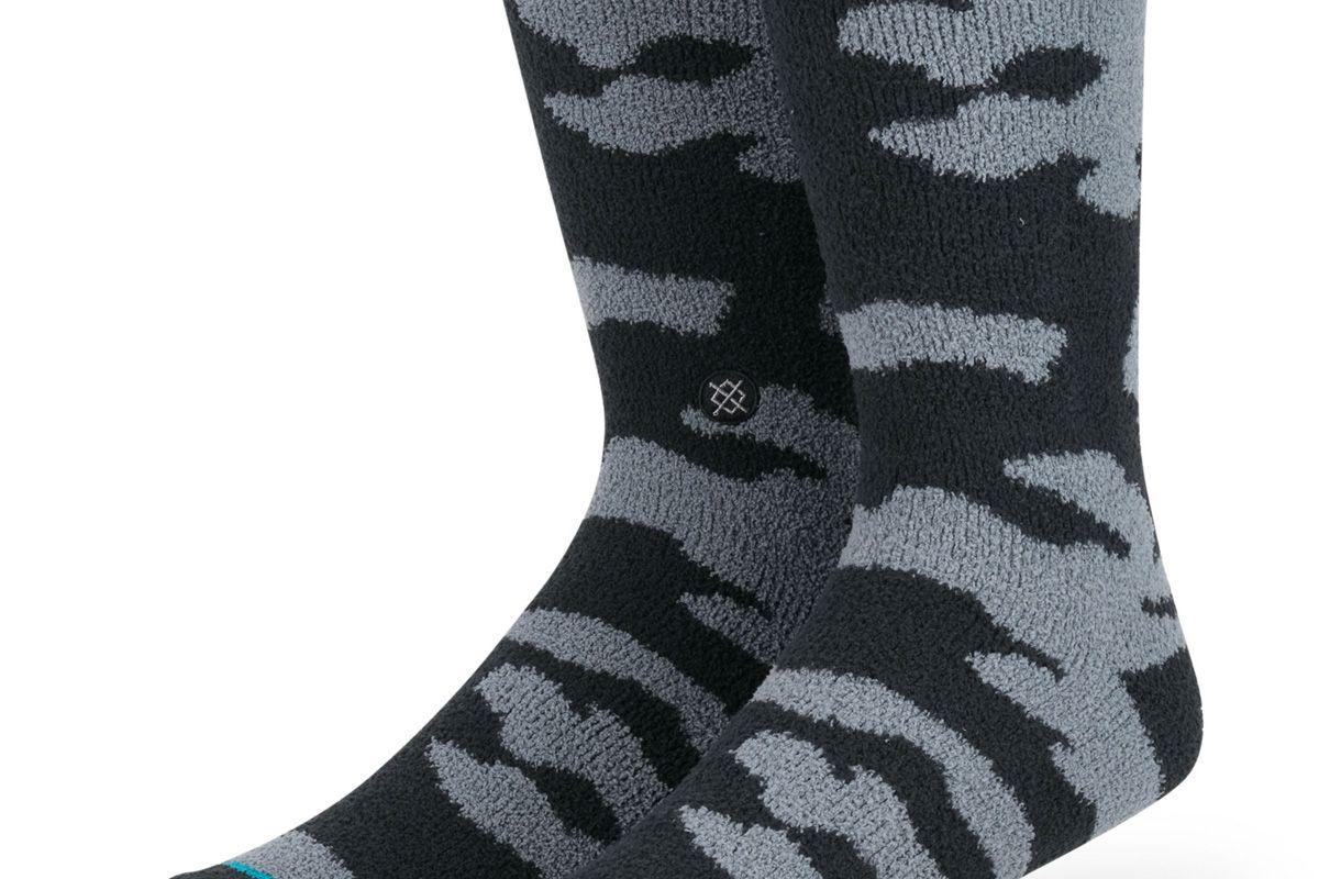 Pitch Black Socks