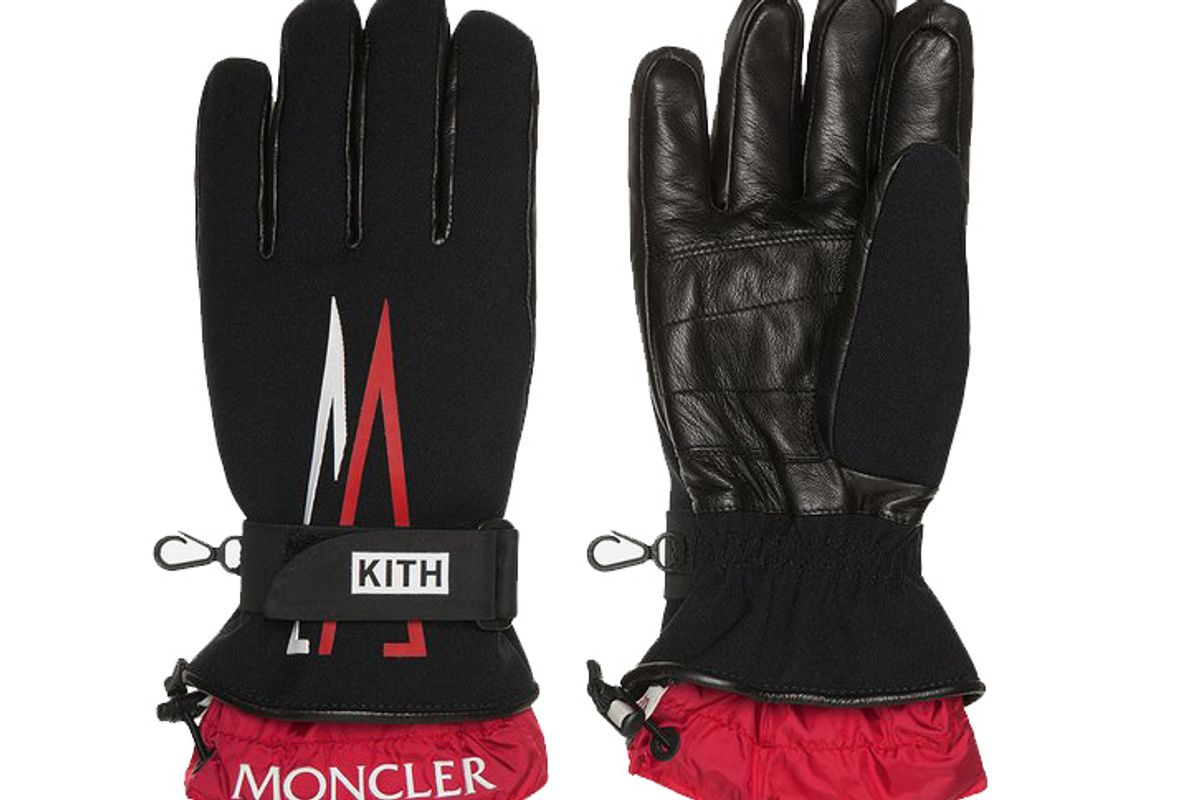 x Moncler Tech Gloves