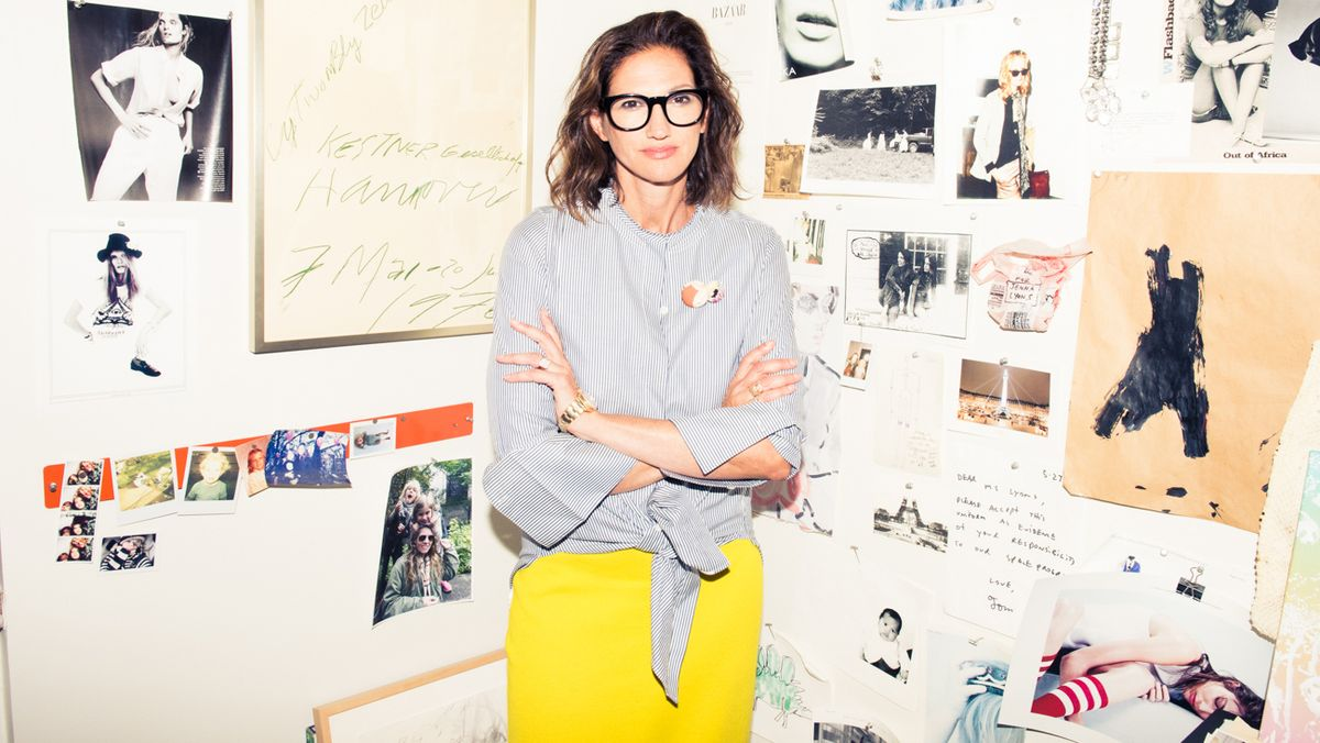 Whatever You Do, Don't Give Jenna Lyons a Limp Handshake