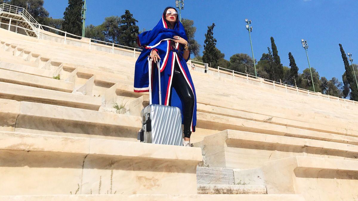 Aureta Is the Greek Goddess of Travel