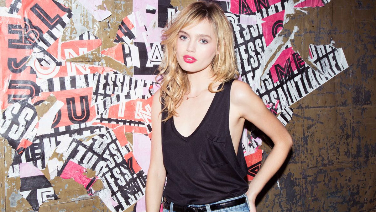 Model Staz Lindes Let Us In on Her Beauty Routine