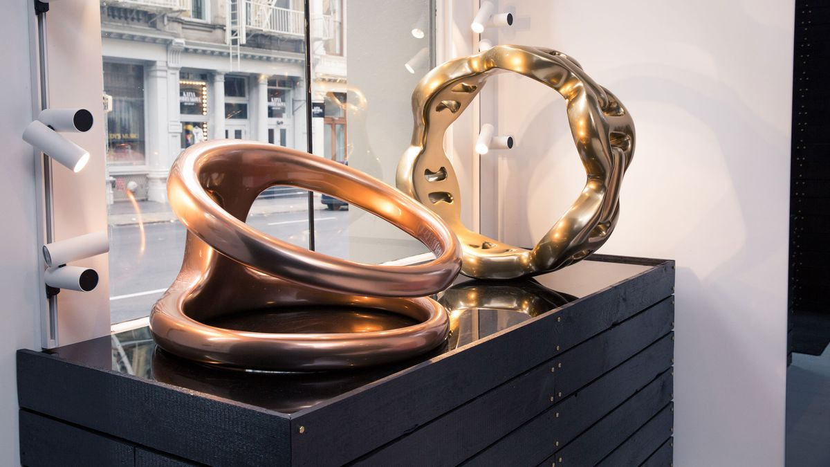 Tour the SoHo Fine Jewelry HQ that Doubles as Damien Hirst's Office