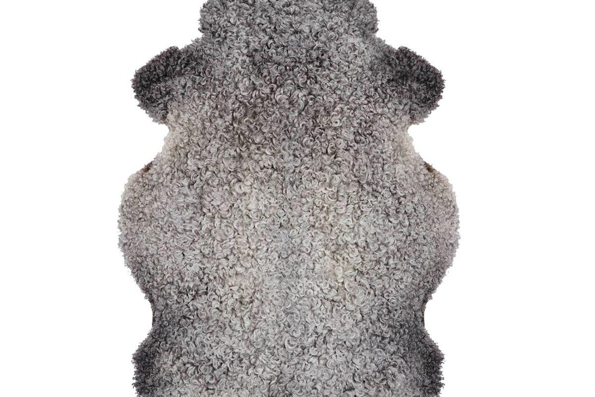 Large Gotland Sheepskin