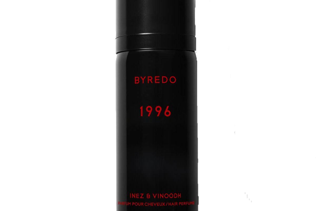 byredo 1996 limited edition hair perfume