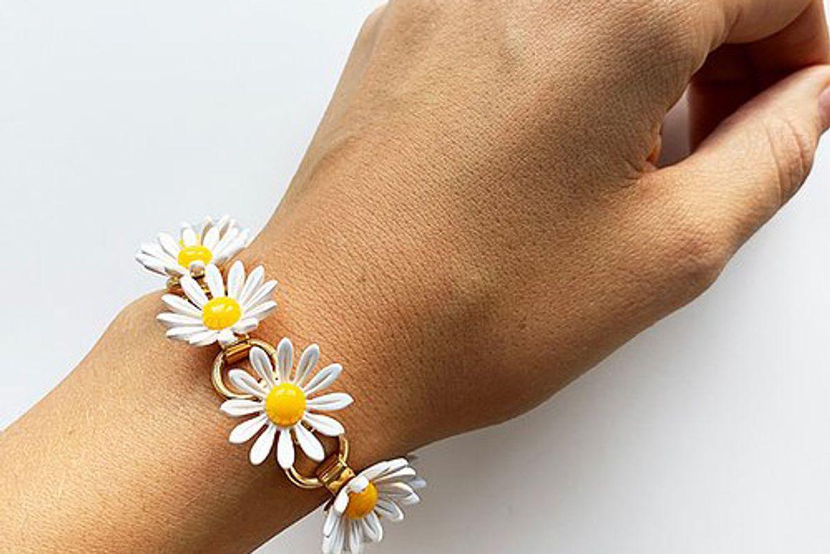 jenny walton daisy bracelet