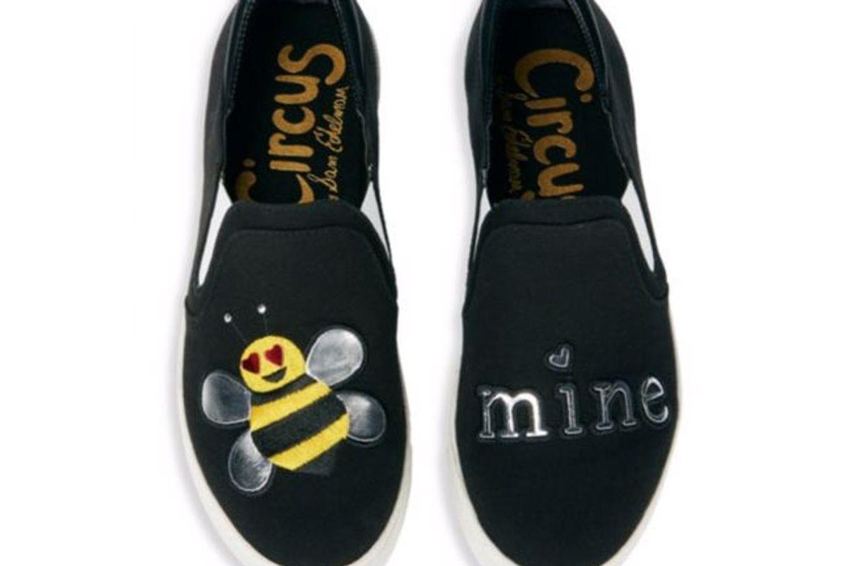 Charlie Bee Mine Fabric Sneakers