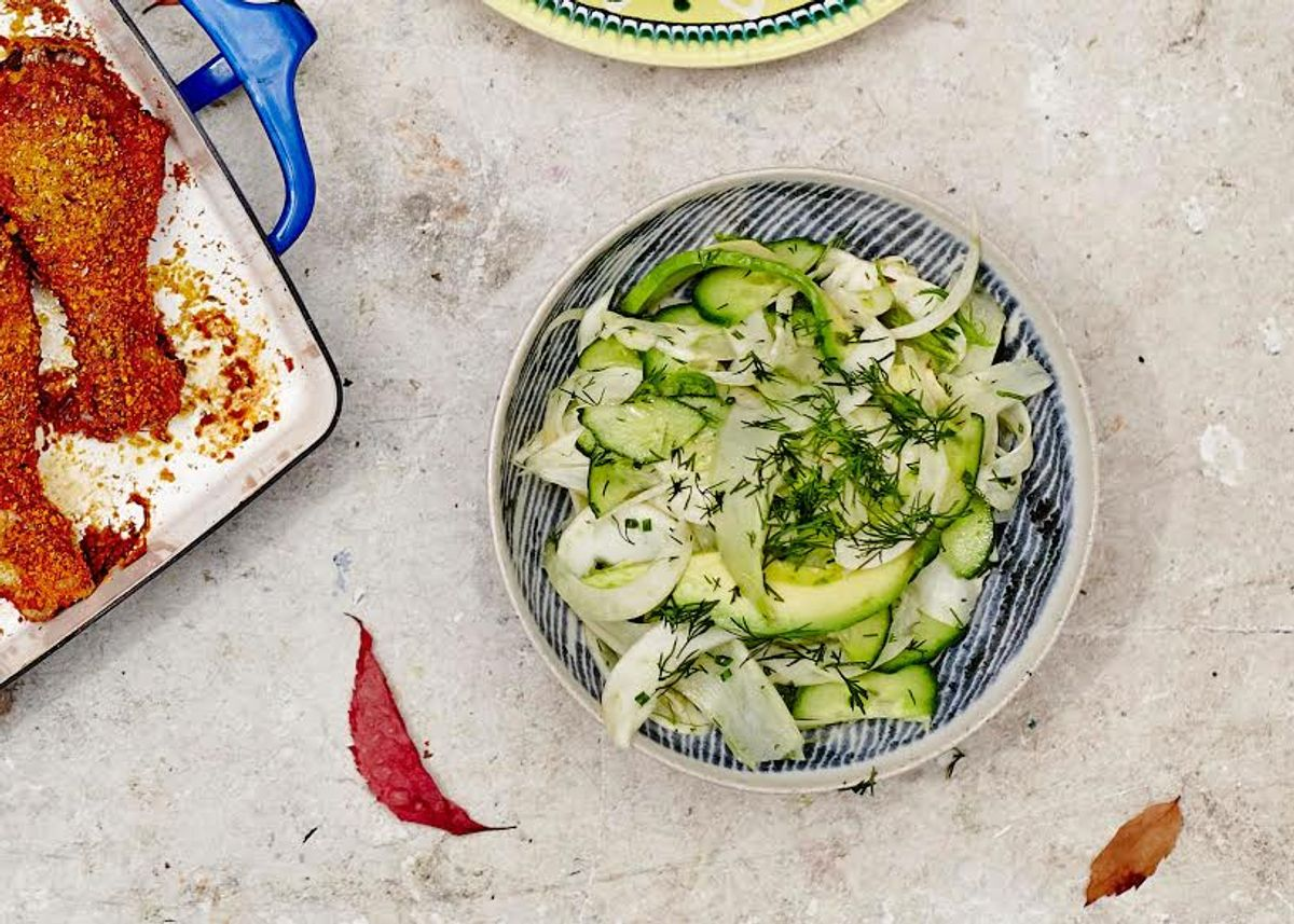 The Refreshing(ly Easy) Summer Salad You Need to Try