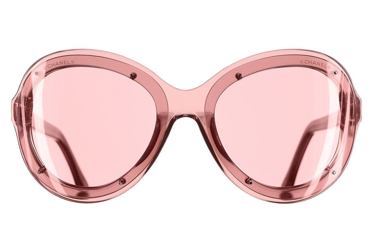 Round Runway Sunglasses