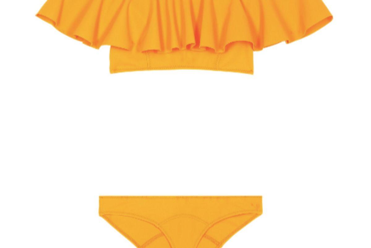 Mira Flounce Bikini