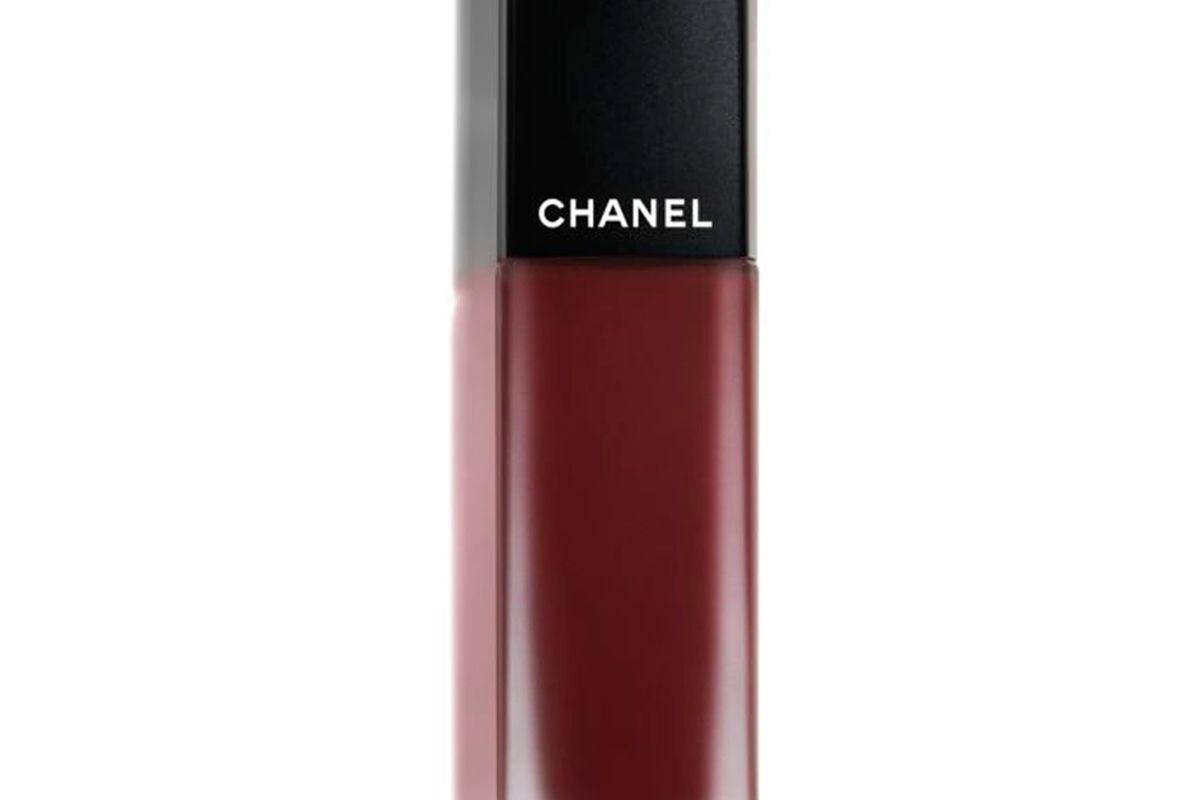 chanel beauty rouge allure ink fusion ultrawear intense matte liquid lip color