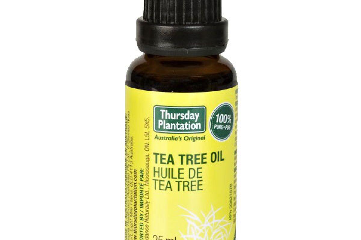 100% Pure Tea Tree Oil 25ml