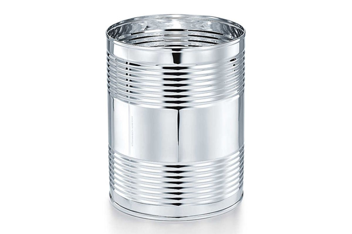 Sterling Silver Coffee Can